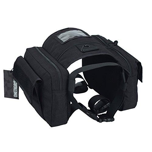 OneTigris Dog Saddlebag Tactical