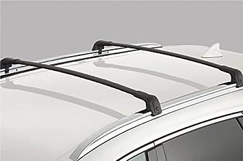 OEM Genuine 2016 Kia Sorento Roof Rack Cross Bars (vehicles Without Sunroof)
