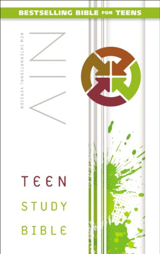 NIV, Teen Study Bible, Paperback (Best Bible For Teens)