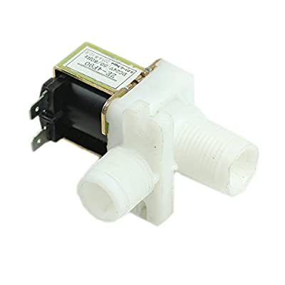 "HeroNeo® Electric New Solenoid Valve Magnetic N/C DC 24V Water Air Inlet Flow Switch 1/2"" from HeroNeo®"