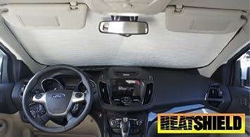 Ford Escape 2014 Custom >> Amazon Com Sunshade For Ford Escape W Adapt Cruise Ctr Sensor