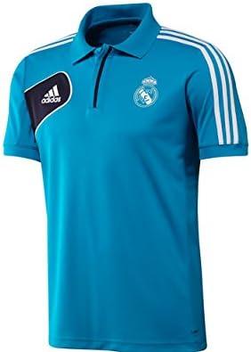 Polo Real Madrid -Turquesa- 2012-13: Amazon.es: Deportes y aire libre