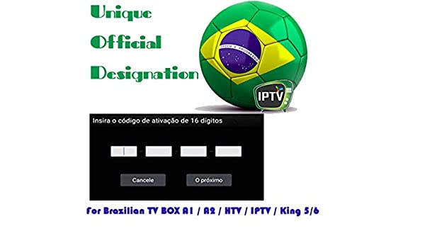 Renew Code - Código de activación de TV de 16 dígitos para HTV ...