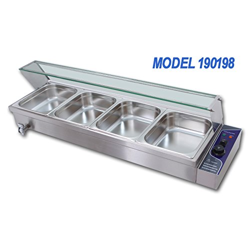 buffet steam table - 1