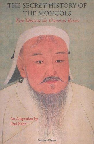 Secret History Of Mongols