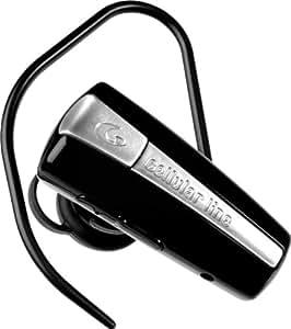 Cellular Line Bluetooth ultra-light headset - Auriculares (2.0, Intraaural, 4 h, 60 h, 6 g) Negro, Plata