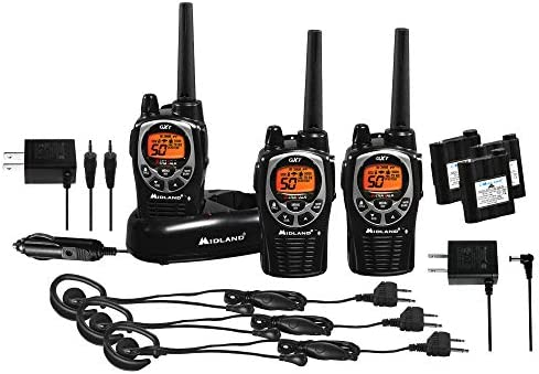Midland 50 Channel Waterproof GMRS Two-W