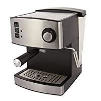 Espressomaschine, Cappuccino Automat,Kaffeemaschine,Milchaufschäumer, Latte,...