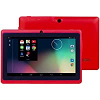 Hometom Tablet PC, 7'' Tablet Android 4.4 Quad Core HD...