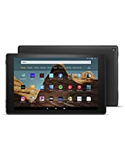 All-New Amazon Fire HD 10 Tablet (10.1 1080p full HD display 32 GB) Black Color