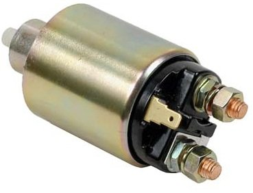 Starter Solenoid for New Holland, Cub Cadet Tractors, and more (Cub Cadet Tractor Battery)