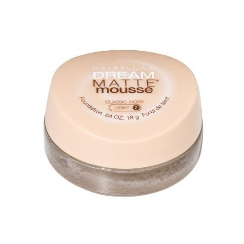 Maybelline Dream Matte Mousse Foundation - Classic Ivory - 2 ()