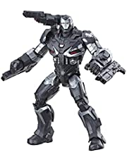 "Marvel Legends Series Avengers: Endgame Marvel's War Machine 6"" Collectible Action Figure Toy For Ages 6 & Up"