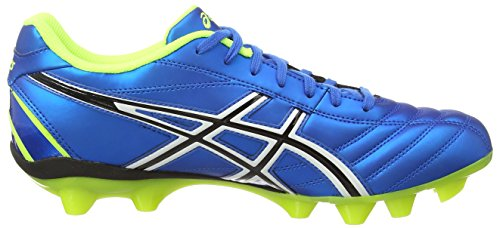 Asics Lethal RS, Herren Fußballschuhe Blau (electric Blue/white/flash Yell 3901)