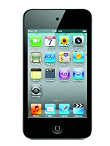 Apple iPod Touch 8 GB (4ª generación, pantalla Retina, FaceTime, grabación de vídeo HD), color negro