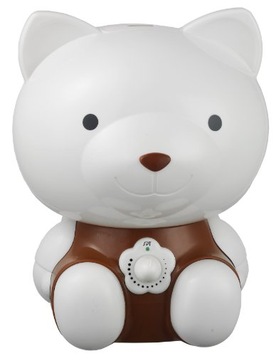 SPT Bear Ultrasonic Humidifier White