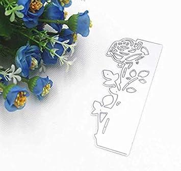 Doyime Troquel de Metal con hilo de coser tarjeta de papel ...