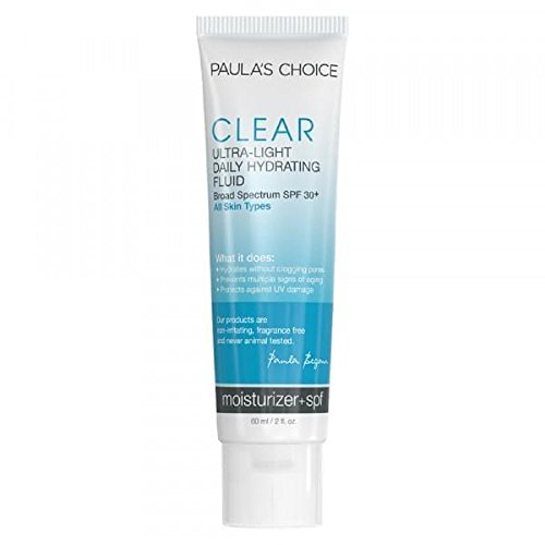 Face Moisturizer For Acne Prone Skin With Spf