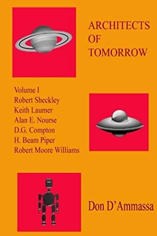book cover of Architects of Tomorrow: Volume One