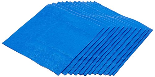 Jubilee 3-Ply Cocktail Beverage Napkins, 80 Count, ()