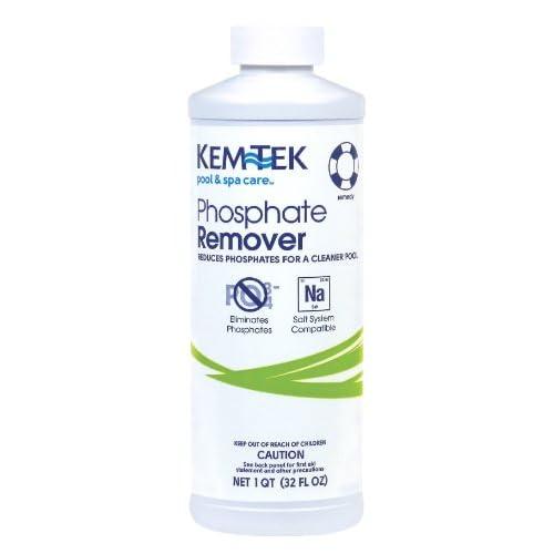 Cheap Kem-Tek KTK-50-0001 Pool and Spa Phosphate Remover, 1 Quart for cheap