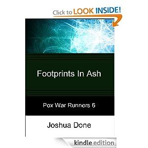 Footprints In Ash (Pox War Runners) Joshua Done