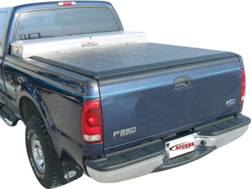 (Access Cover 62199 Access Tool Box Edition; Tonneau Cover;)