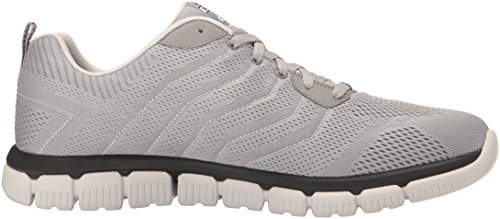 Light Baskets Black Homme 2 Grey 0 Gris Skechers Flex p8Ywtt