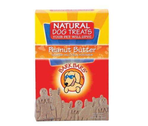 Bark Bars Peanut Butter Crunch Pet Treat, 16-Ounce ()