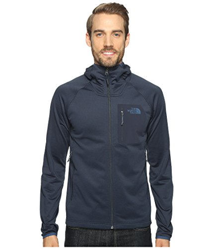 - The North Face Men's Borod Hoodie, Urban Navy/Urban Navy, Size L