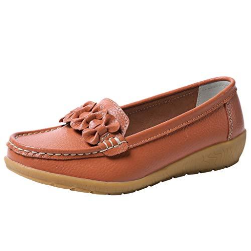 Jiayit Women's Plantar Fasciitis Orthopedic Diabetic Walking Athletic Shoes Coral Sneakers