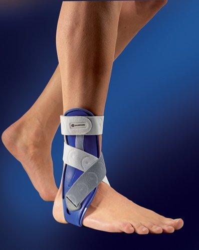 - MalleoLoc Ankle Brace Left Size 1 Heel Width - 2 3/8