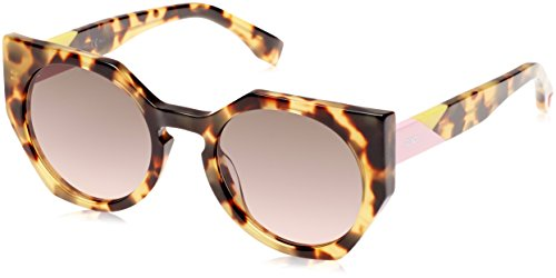 Sunglasses Fendi 151 /S 000F Spotted Havana / EN brown pink lens