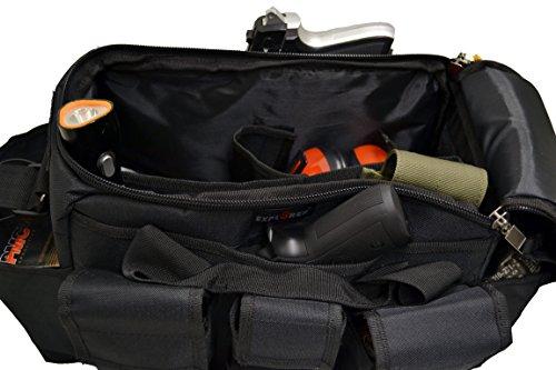 Explorer Bags Unisex Jumbo Bail Out Range Tasche, Schwarz, Nicht zutreffend