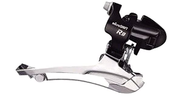 Microshift R8 Clamp On 2x8 Front Derailleur