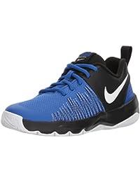 Kids' Team Hustle Quick (GS) Basketball Shoe
