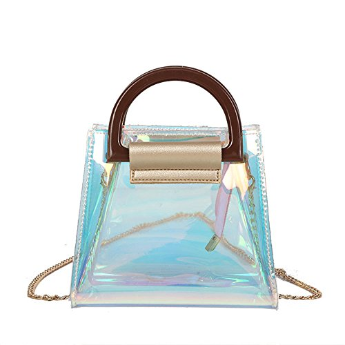 Shoulder Covers Trend Laser That Bag Ramp The Transparent Gwqgz Fashionable The qzZtff
