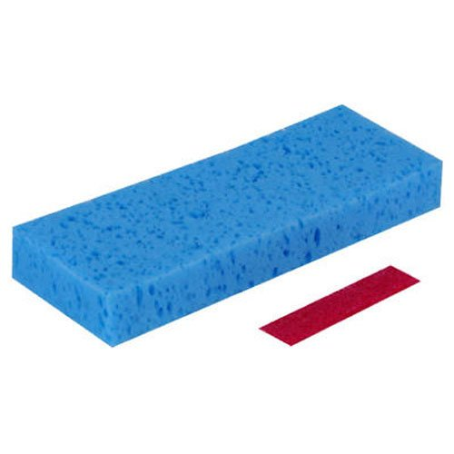 - Quickie Clean Squeeze Sponge Mop Refill, 1-Pack, blue