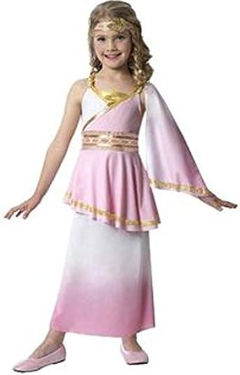 Amazon.com: Goodmark Niñas diosa griega diosa disfraz en ...