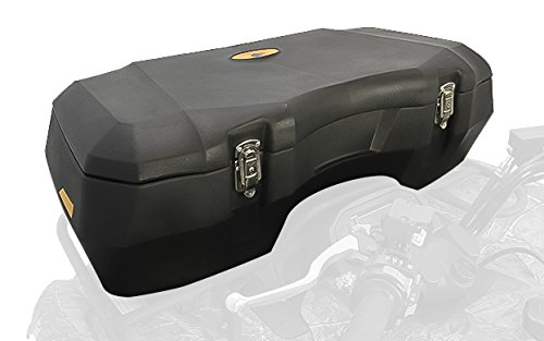Camco 66011 Black Boar ATV Front Storage (Atv Front Rack)