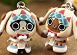 Monster Hunter Portable Message Charm Collection Vol.2 Box of 10