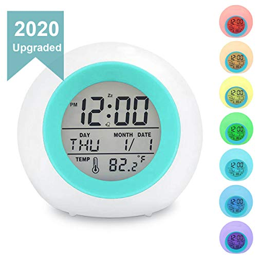 Kids Digital Alarm Clock