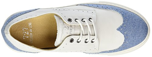 Cycleur de luxe CDL171920, Slip On Mujer Multicolor (DENIM/WHITE)