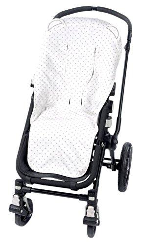 Pasito a pasito 73474 - Funda silla universal para verano, diseño oso, color rosa