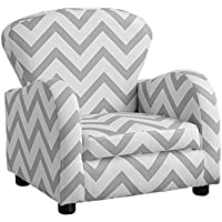 Monarch Juvenile Chair, Grey/White