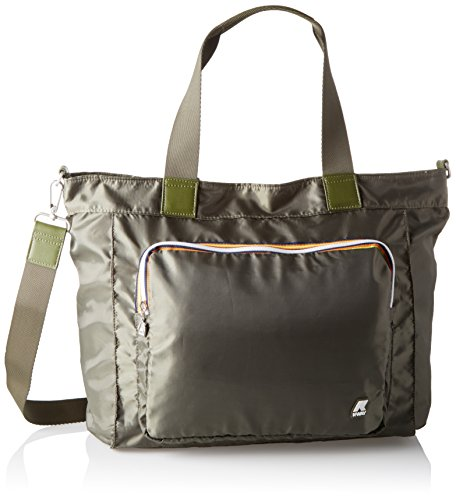 Shoulder wxhl 7akk1r050a501 Army way Woman Bags K Cm 16x24x32 Green 0a5 Shoppers And IxC5w7qaO7