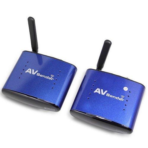 Bestland PAT-630 200M 20M 5.8GHZ AV Wireless Audio Video SD TV Sender...