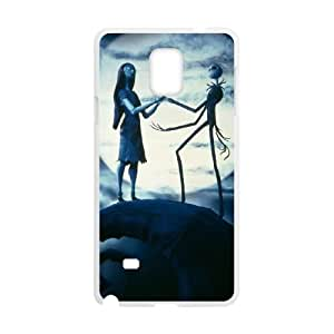 Samsung Galaxy Note 4 Cell Phone Case White Sally Jack Nightmare Before Christmas U6D4LM