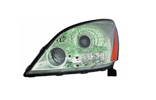 Halogen Blower Lights - LEXUS GX 470 03 - 09 without SPORT PACKAGE HALOGEN HEAD LIGHT LH 81170 - 6A070