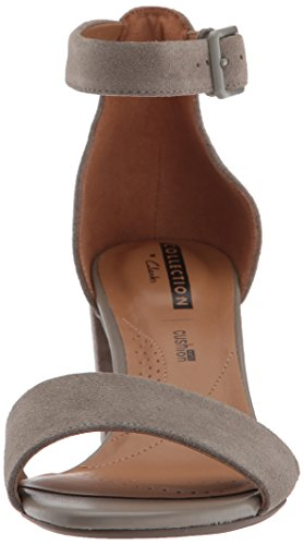 outlet locations cheap price sale discount CLARKS Women's Deva Mae Dress Sandal Sage Suede tKOIu